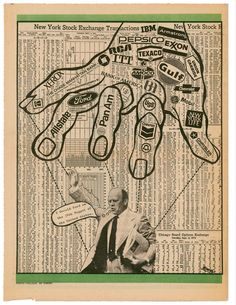 Emory Douglas, poster from The Black Panther, September 21, 1974, offset lithograph,    Collection of Alden and Mary Kimbrough, Los Angeles, © Emory Douglas