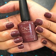 Cnd Shellac Colors, Shellac Gel Polish, Cnd Nails, Gel Nail Colors, Manicures, Cnd Vinylux, Beauty Shop, All Things Beauty, Nail Inspo