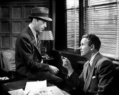 The Big Sleep: Private detective Philip Marlowe is hired by a rich family. Before the complex case is over, he's seen murder, blackmail, and what might be love. Public School, Male Movie Stars, Bogie And Bacall, The Big Sleep, Twist Of Fate, Old Time Radio, Rich Family, Film Institute, Humphrey Bogart