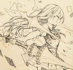 埋め込み Drawing Poses, Manga Drawing, Manga Art, Drawing Sketches, Anime Art, Drawing Ideas, Lineart Anime, Estilo Anime, Image Manga