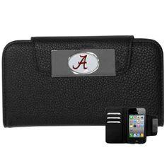 Alabama Crimson Tide NCAA iPhone 5/5S Wallet Case