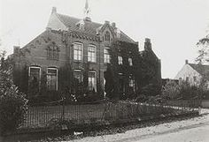 Klooster. Gebouwd in ca. 1890-1900.