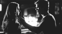Animated gif discovered by 𝔏 🕊. Find images and videos about love, gif and couple on We Heart It - the app to get lost in what you love. Romantic Kiss Gif, Romantic Couples, Damon Salvatore Vampire Diaries, Stefan Salvatore, Cute Couples Kissing, Cute Couples Goals, Couple Kissing, Calin Couple, Boyfriend Goals