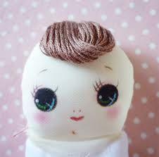 Bunka Love: How to make Bunka doll part 3