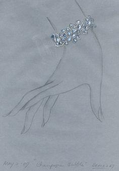 #art #illustration #design #bracelet