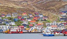 Honningsvåg Norway