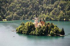 LUGARES SORPRENDENTES: Slovenia