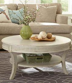 Hilliard Round Coffee Table