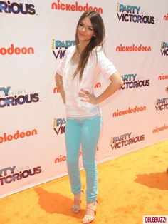 Victoria Justice, Sorbet Jeans