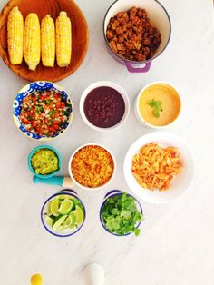 10 steps to the perfect taco bar