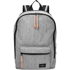 70dd91294f0 Fossil  Estate  Canvas Backpack ( 128) ❤ liked on Polyvore featuring men s  fashion
