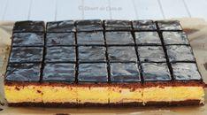 Prajitura Televizor - DesertdeCasa.ro - Maria Popa Sweets, Cooking, Desserts, Food, Drink, Kitchens, Recipes, Kitchen, Tailgate Desserts