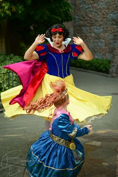 """Can You Twirl With Me?"" 
