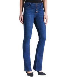 Lakewood Medium-Wash Blake Bootcut Jeans