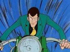 Lupin the third.
