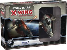 Star Wars: X-Wing Miniatures Game - Slave I Expansion Pack | Image | BoardGameGeek