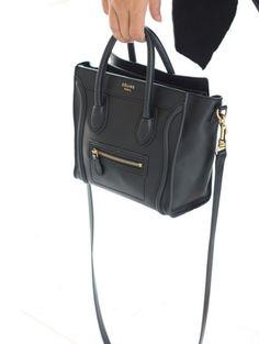 CELINE SHOULDER BAG @Michelle Flynn Flynn Coleman-HERS