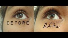 DIY: Make Your Own Eyelash Growth Serum.  It really works! >.<