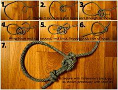 8 Essential Climbing Knots