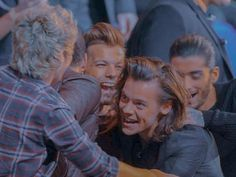 Four One Direction, One Direction Images, One Direction Wallpaper, Niall Horan, Zayn, Liam Payne, Louis Tomlinson, Harry Styles, Family Show