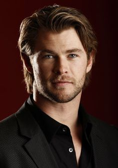 Dedicated to my homegirl Ashley who loves her some Chris Hemsworth... girl, he needs to be spanked!