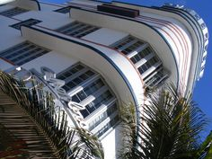 South Beach Miami Deco
