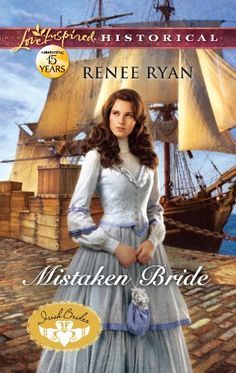Snowflake Bride (Mills & Boon Love Inspired Historical) (Buttons and Bobbins, Book 4)
