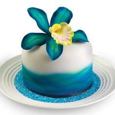 Mini cake creation. Absolutely gorgeous.