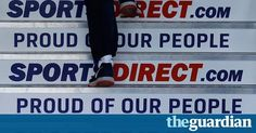 Sports Direct recruiter Transline sold to rival Russell Taylor Group | Business | The Guardian