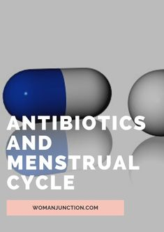 Did you know that antibiotics could affect the menstrual cycle? Indeed, most of them can have an effect on menstrual periods, with some reporting delays. Find out more about the connections between antibiotics and the menstrual cycle below. #menstruation #antibiotics Female Reproductive System, Affect Me, Menstrual Cycle, Did You Know, Knowing You, Cycling, Biking, Bicycling, Ride A Bike