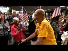 VIDEO: Honor Flights Serve Those Who Have Served With a Trip to Remember