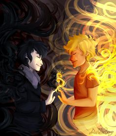 Shadow and Light | art by artisttothebone