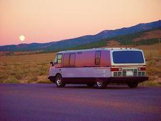 Vixen-RV-sunset