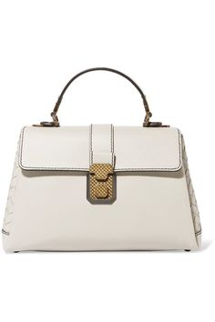 BOTTEGA VENETA . #bottegaveneta #bags #shoulder bags #hand bags #stone #leather #tote #
