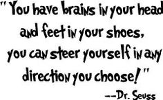 I love Dr. Seuss!