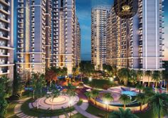 #Flats with amenities