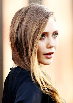 Elizabeth Olsen at the Los Angeles premiere of 'Godzilla' held at Dolby Theatre on May 8, 2014 in Hollywood, California.