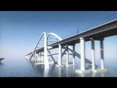 Bahraini Qatari Causeway ( With Rail ) Must See
