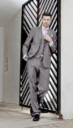 Tomorrows Wedding Emporium - Light Grey Morning Suit, Call for price (http://www.tomorrowsformal.com/light-grey-morning-suit/)