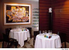 Restaurant-Guy Savoy, Paris