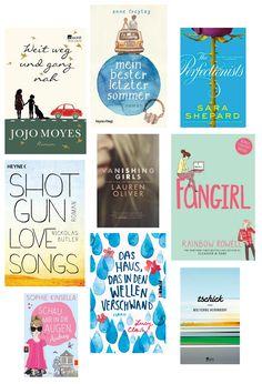 Bücher für den Urlaub