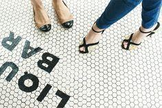 printed floor
