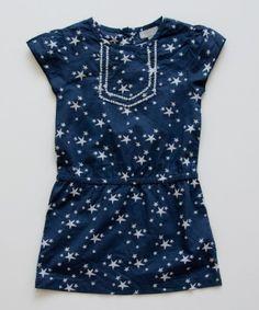 Shop Minikin: Le Merchand d'Etoiles Star Print Dress