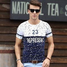 Camiseta Masculina Benjamin