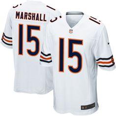Brandon Marshall 15 Player Men s Short Sleeve T-Shirt 2016-17 Season Game  Jerseys c2de38069