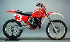 Honda 125cc - 1981