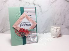 My Paper Oasis - Mel Pagano Stampin Up Independent Demonstrator Berwick Victoria Australia Berwick Victoria, Sketch Ideas, Victoria Australia, Oasis, Stampin Up, Catalog, Colour, Tea, Paper