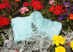 Handmade Baby girl Soft swetaer 6-12m