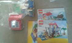 Lego #creator seaside #house #(7346),  View more on the LINK: http://www.zeppy.io/product/gb/2/262490245901/