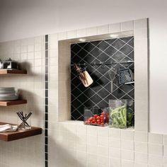 ROCCIA supply this tile www.roccia.com Black tile. Bayker Onice